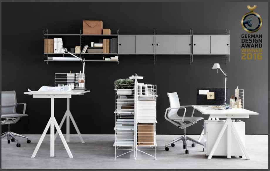 string works vainqueur d un german design awards modern. Black Bedroom Furniture Sets. Home Design Ideas